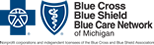 Blue Cross Blue Shield of Michigan logo