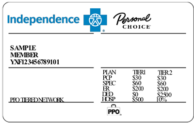 PPO Tiered Network | Providers | Independence Blue Cross